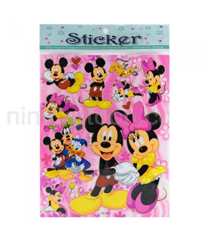 استیکر میکی ماوس - Sticker Mickey Mouse