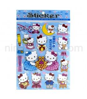استیکر کیتی - Sticker Kitty