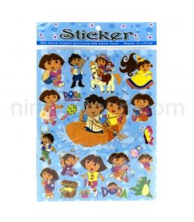 استیکر دورا - Dora Sticker