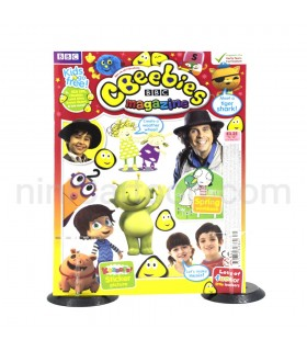 مجله CBeebies Magazine