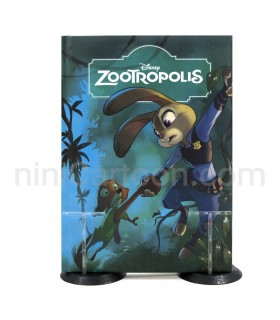 کتاب ZOOTROPOLIS: ACTIVITY TIN