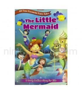 کتاب داستان پری دریایی کوچولو - The Little Mermaid