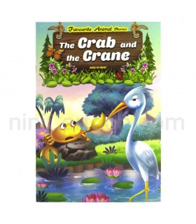 کتاب داستان The Crab And The Crane