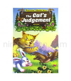 کتاب داستان The Cat's Judgement