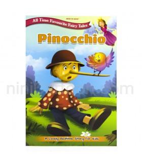 کتاب داستان پینوکیو - Pinocchio