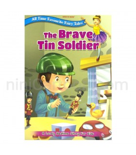 کتاب داستان The Brave Tin Soldier
