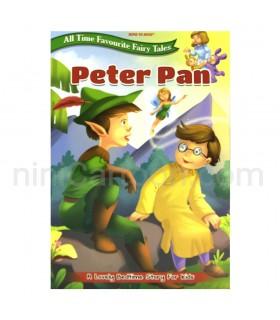 کتاب داستان Peter Pan