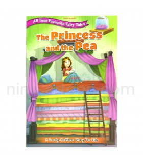 کتاب داستان The Princess And The Pea