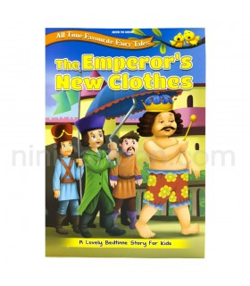 کتاب داستان The Emperor's New Clothes