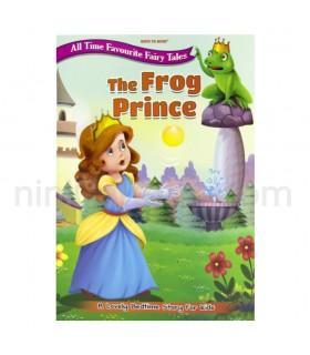 کتاب داستان The Frog Prince