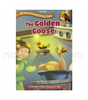 کتاب داستان The Golden Goose