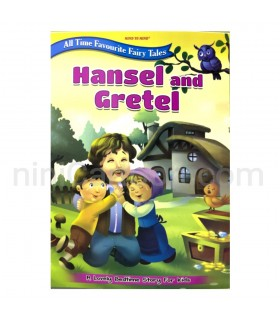 کتاب داستان Hansel and Gretel
