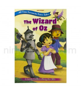 کتاب داستان The Wizard of Oz