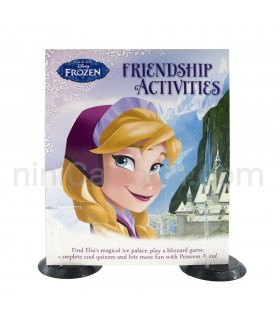 کتاب Frozen: Friendship Activities