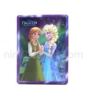 پکیج فعالیت فلزی فروزن Disney Frozen Northern Lights Happy Tin