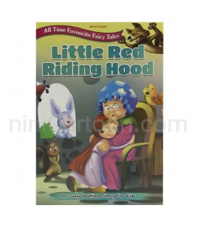 کتاب داستان Little Red Riding Hood