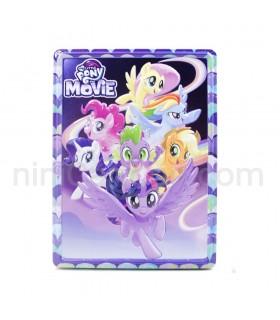 پکیج فعالیت فلزی My Little Pony The Movie Happy Tin