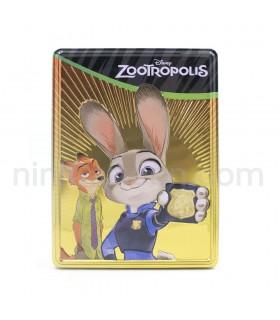 پکیج فعالیت فلزی Disney Zootropolis Happy Tin