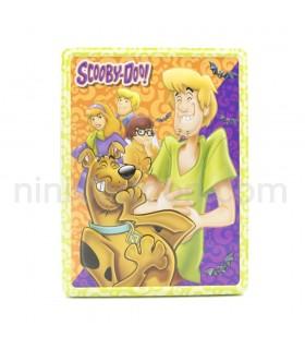 پکیج فعالیت فلزی اسکوبی دو - Scooby-Doo Happy Tin