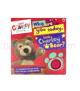 بوردبوک Who Are You Today, Charley Bear?