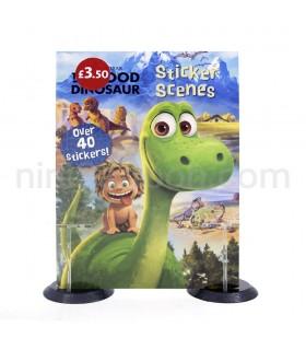کتاب استیکر دار دایناسور خوب - Disney Pixar: The Good Dinosaur Sticker Scenes