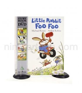 کتاب داستان Little Rabbit Foo Foo + DVD
