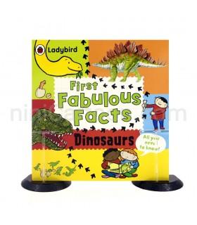 کتاب دایناسورها - First Fabulous Facts - Dinosaurs