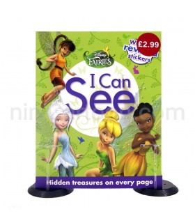 کتاب داستان Disney Fairies: I Can See