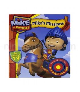 کتاب داستان بوردبوک شوالیه مایک - Mike the Knight: Mike's Missions
