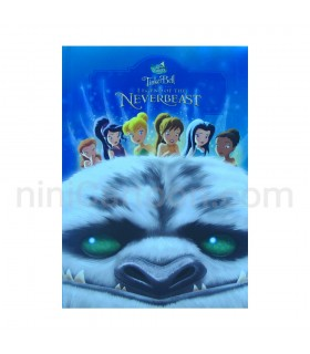 کتاب داستان Disney Fairies Tinker Bell and the Legend of the NeverBeast