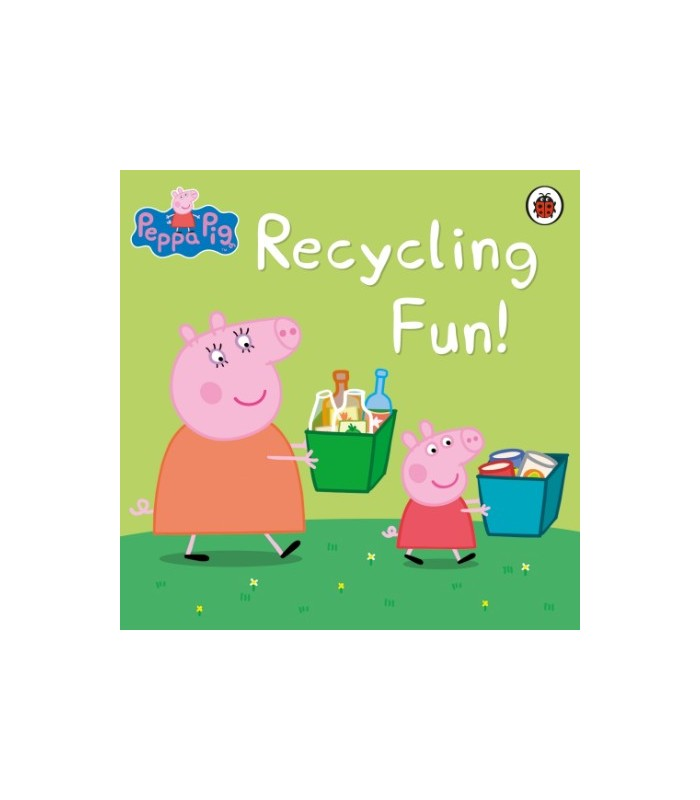 كتاب اورجينال پپاپیگ - RecyclingFun