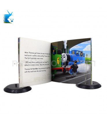 کتاب توماس و دوستان - Thomas & Friends: Hiro