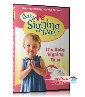 آموزش زبان اشاره به کودکان - مجموعه بیبی ساینینگ تایم - Baby Signing Time