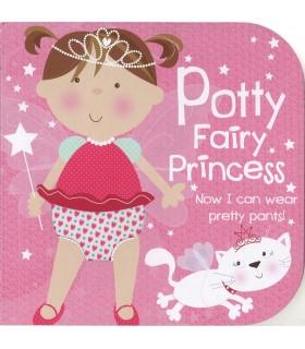 کتاب اورجینال انگلیسی Potty Fairy Princess - کد 1048