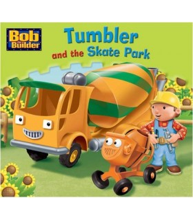 کتاب اورچینال انگلیسی - Bob the Builder: 16 Tumbler & the Skate Park - کد 1023