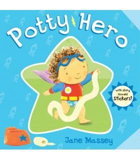 کتاب اورجینال انگلیسی آموزش ترک پوشک - Perfect Potty-Time: Potty Hero - کد 1015