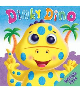 کتاب اورجینال انگلیسی - Dinky Dino - کد 1016