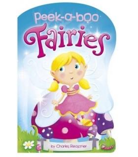 کتاب اورجینال انگلیسی - Peek-a-Boo Fairies - کد 1021