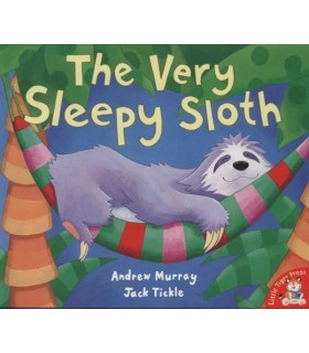 کتاب اورجینال انگلیسی - Very Sleep Sloth - کد 1026
