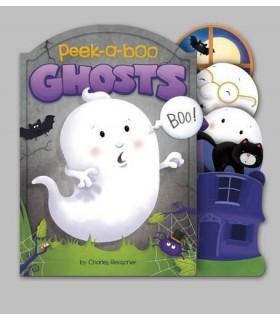 کتاب اورجینال انگلیسی - Peek-a-Boo Ghosts - کد 1019