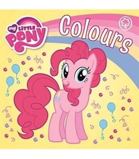 کتاب اورجینال انگلیسی پونی ها - My Little Pony: Colours - کد 1043