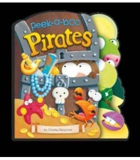 کتاب اورجینال انگلیسی - Peek-a-Boo Pirates - کد 1020