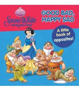 کتاب اورجینال انگلیسی سفید برفی - Snow White: Good Bad, Happy Sad - کد 1022