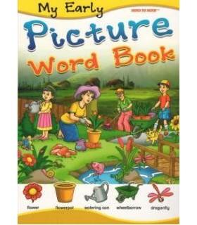 کتاب اورجینال انگلیسی - Picture Word Book - کد 1030