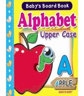 کتاب اورجینال انگلیسی - حروف الفبا - Baby's Board book: Alphabet, Upper Case - کد 1038