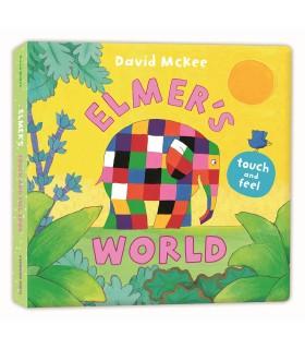کتاب اورجینال انگلیسی - Elemer's World - کد 1052