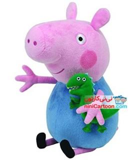 عروسک شخصیت جورج - Peppa Pig