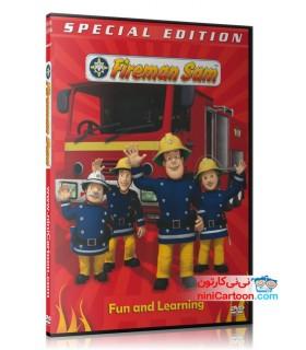 مجموعه جذاب سام آتشنشان - FiremanSam