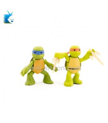 ست دو تایی لاکپشتهای نینجا