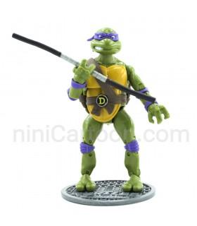 فیگور بزرگ لاکپشت نینجای چوب دار - بنفش - Ninja Turtles